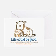Life Could be Good Greeting Cards (Pk of 10)