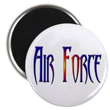 """Air Force 2.25"""" Magnet (10 pack)"""