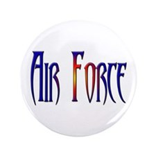 "Air Force 3.5"" Button (100 pack)"
