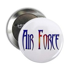 """Air Force 2.25"""" Button (100 pack)"""