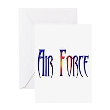 Air Force Greeting Card