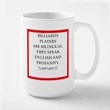 Billiards joke Mugs