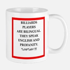 Billiards joke Mugs
