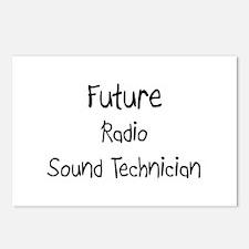 Future Radio Sound Technician Postcards (Package o