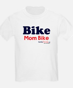 Bike Mom Bike T-Shirt