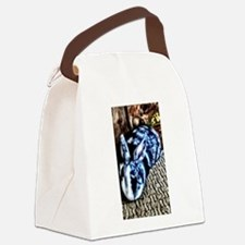 magpie Canvas Lunch Bag