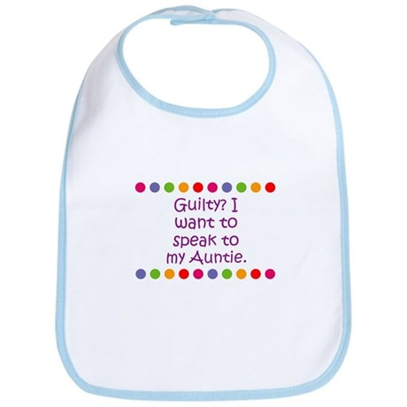 Guilty? I want to speak to my Bib
