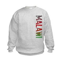 Malawi Stamp Sweatshirt