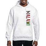 Malawi Stamp Hooded Sweatshirt