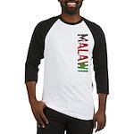 Malawi Stamp Baseball Jersey
