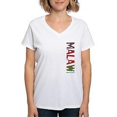 Malawi Stamp Shirt