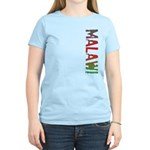 Malawi Stamp Women's Light T-Shirt