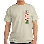 Malawi Stamp Light T-Shirt
