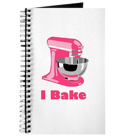 I Bake Pink Journal