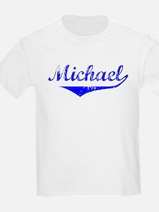 Michael Vintage (Blue) T-Shirt