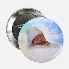 "Cute Baby 2.25"" Button"