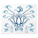 Buddhist goddess King Duvet Covers