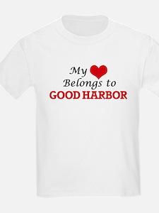 My Heart Belongs to Good Harbor Massachuse T-Shirt