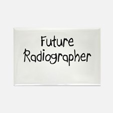 Future Radiographer Rectangle Magnet (10 pack)
