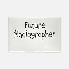Future Radiographer Rectangle Magnet