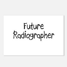 Future Radiographer Postcards (Package of 8)