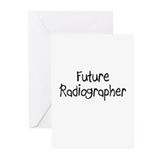 Future Radiographer Greeting Cards (Pk of 10)