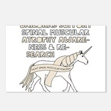 Unicorns Support Spinal M Postcards (Package of 8)