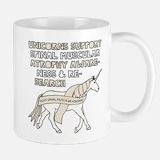 Unicorns Support Spinal Muscular Atrophy Mugs