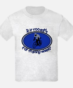 Training Wheels T-Shirt