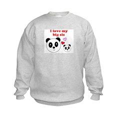 I LOVE MY BIG SIS Sweatshirt