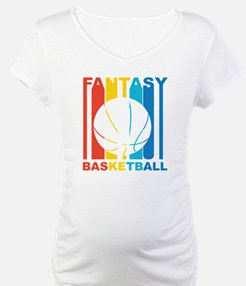 Retro Fantasy Basketball Shirt