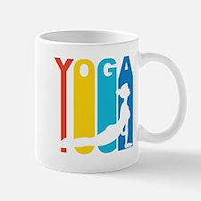 Retro Yoga Mugs