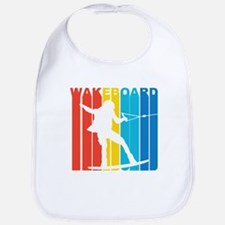 Retro Wakeboard Bib
