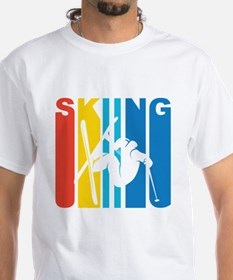 Retro Skiing T-Shirt