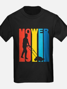Retro Lawnmower T-Shirt