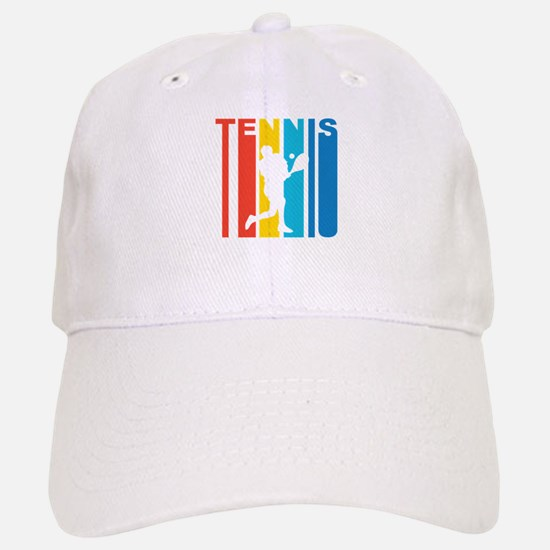 Retro Tennis Baseball Cap