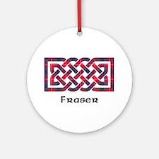 Knot - Fraser Ornament (Round)