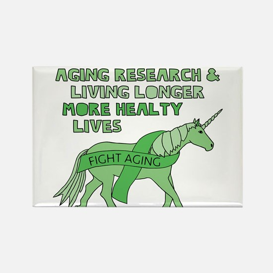 Unicorns Support Ageing Research & Living Magnets