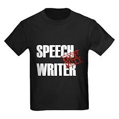 Off Duty Speech Writer T