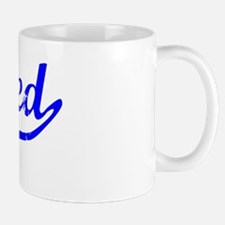 Ted Vintage (Blue) Mug