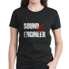 Off Duty Sound Engineer Tee