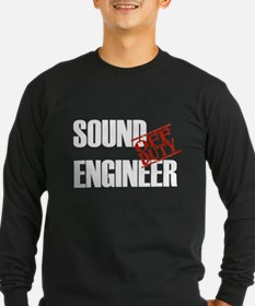 Off Duty Sound Engineer T
