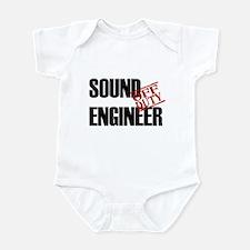 Off Duty Sound Engineer Infant Bodysuit