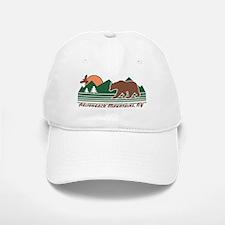 Adirondack Mountains NY Baseball Baseball Cap