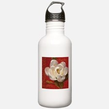 CHRISTMAS MAGNOLIA Water Bottle
