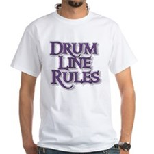 Drum Line Rules Shirt