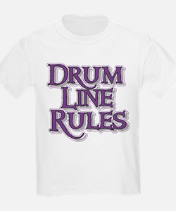 Drum Line Rules T-Shirt