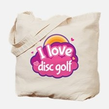 Disc Golf Lover Gift Tote Bag
