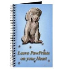 Weimaraner Puppy Journal