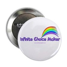 "Infinite Choice Maker 2.25"" Button (100 pack)"